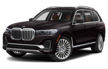 2021 BMW X7 - Ruby Black