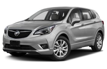 2019 Buick Envision - Galaxy Silver Metallic