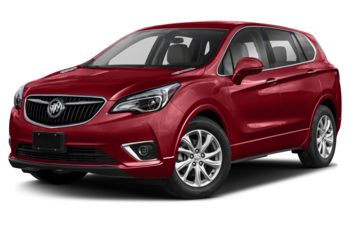 2019 Buick Envision - Chili Red Metallic