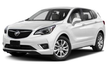 2019 Buick Envision - Summit White