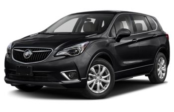 2019 Buick Envision - Ebony Twilight Metallic