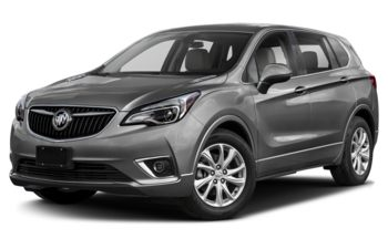 2019 Buick Envision - Satin Steel Metallic