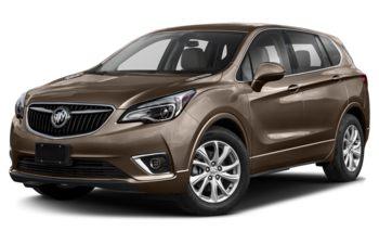 2019 Buick Envision - Bronze Alloy Metallic