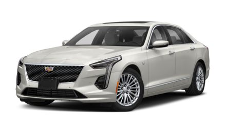 2020 Cadillac CT6 3.6L Premium Luxury