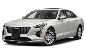 2020 Cadillac CT6 - Crystal White Tricoat