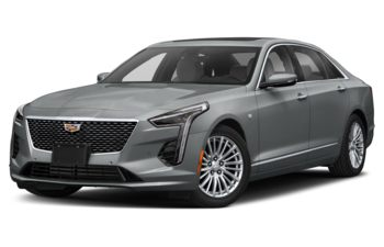 2019 Cadillac CT6 - Satin Steel Grey Metallic