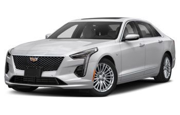 2020 Cadillac CT6 - Radiant Silver Metallic
