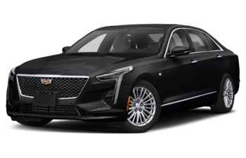 2020 Cadillac CT6 - Stellar Black Metallic