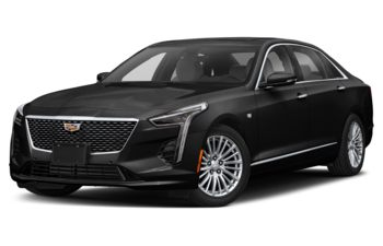 2020 Cadillac CT6 - Black Raven