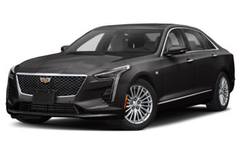 2019 Cadillac CT6 - Manhattan Noir Metallic