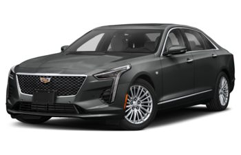 2019 Cadillac CT6 - Shadow Metallic