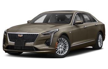 2019 Cadillac CT6 - Bronze Dune Metallic