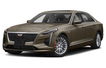 2019 Cadillac CT6 - Bronze Dune Metallic
