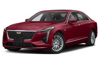 2019 Cadillac CT6 - Red Horizon Tintcoat