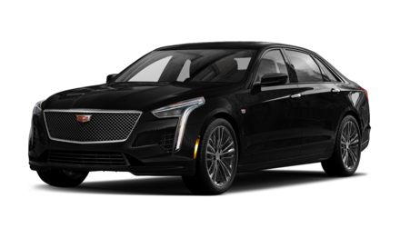 2019 Cadillac CT6-V 4.2L Blackwing Twin Turbo