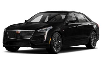 2019 Cadillac CT6-V - Black Raven