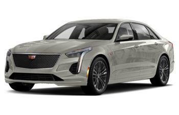 2019 Cadillac CT6-V - Crystal White Tricoat