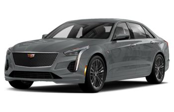 2019 Cadillac CT6-V - Satin Steel Metallic