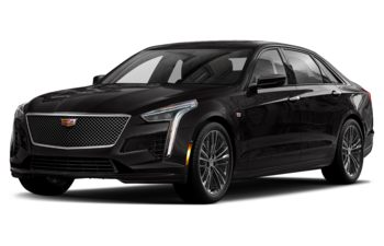 2020 Cadillac CT6-V - Manhattan Noir Metallic