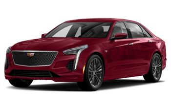 2019 Cadillac CT6-V - Red Horizon Tintcoat