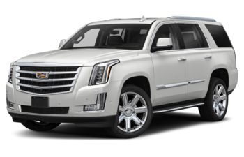 2019 Cadillac Escalade - Crystal White Tricoat