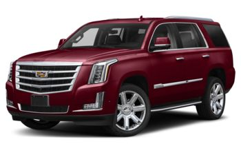 2019 Cadillac Escalade - Red Passion Tintcoat