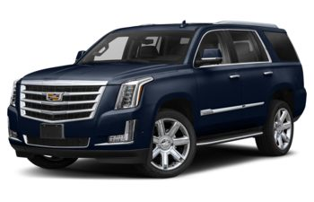 2019 Cadillac Escalade - Dark Adriatic Blue Metallic