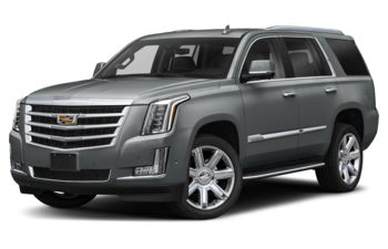 2020 Cadillac Escalade - Satin Steel Metallic
