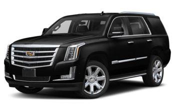 2020 Cadillac Escalade - Black Raven