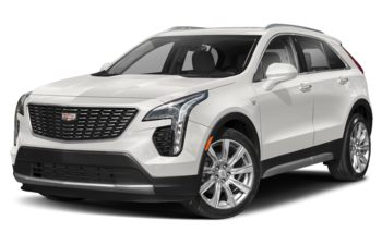 2021 Cadillac XT4 - Crystal White Tricoat