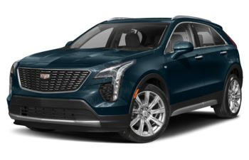 2019 Cadillac XT4 - Atlantic Metallic