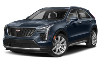 2021 Cadillac XT4 - Twilight Blue Metallic