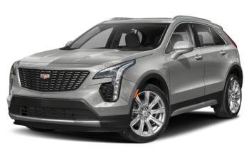 2021 Cadillac XT4 - Radiant Silver Metallic