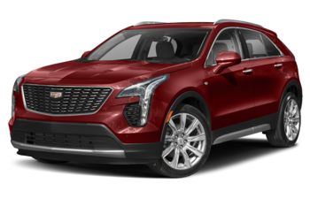 2021 Cadillac XT4 - Stellar Black Metallic