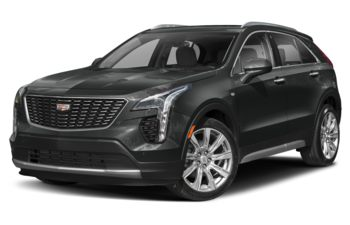 2021 Cadillac XT4 - Shadow Metallic
