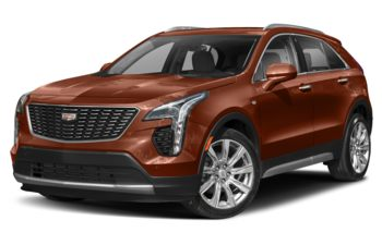 2020 Cadillac XT4 - Autumn Metallic