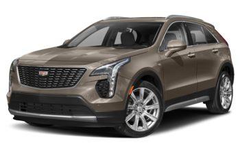 2020 Cadillac XT4 - Silver Dusk Metallic