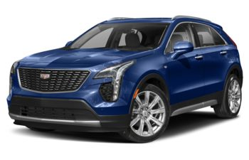 2021 Cadillac XT4 - Wave Metallic