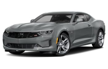 2020 Chevrolet Camaro - Satin Steel Metallic