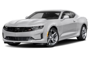 2019 Chevrolet Camaro - Silver Ice Metallic