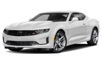 2020 Chevrolet Camaro - Summit White
