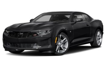 2019 Chevrolet Camaro - Mosaic Black Metallic