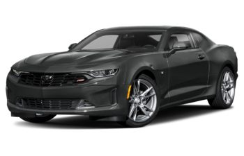 2021 Chevrolet Camaro - Shadow Grey Metallic