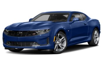 2021 Chevrolet Camaro - Riverside Blue Metallic