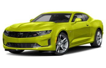 2021 Chevrolet Camaro - Shock