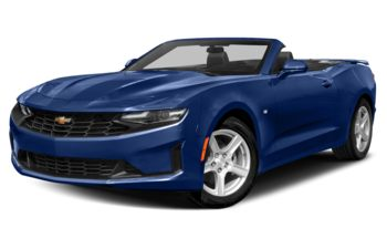 2020 Chevrolet Camaro - Riverside Blue Metallic