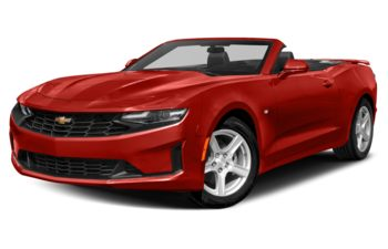 2020 Chevrolet Camaro - Red Hot