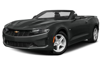 2020 Chevrolet Camaro - Shadow Grey Metallic