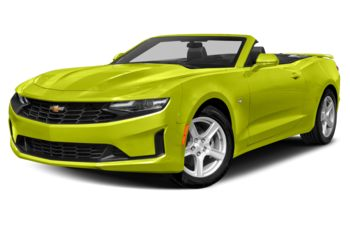 2020 Chevrolet Camaro - Shock