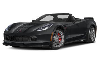 2019 Chevrolet Corvette - Watkins Glen Grey Metallic